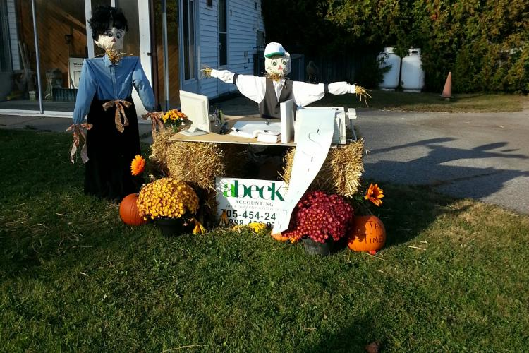 Accounting Scarecrows